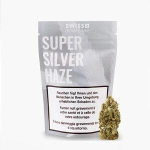 Silver Haze - Swiss Hempcare Blüten