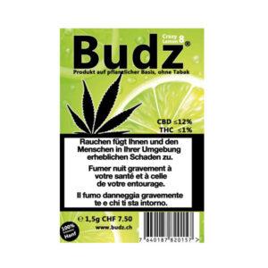 Budz Crazy Lemon 8 Hanf kaufen