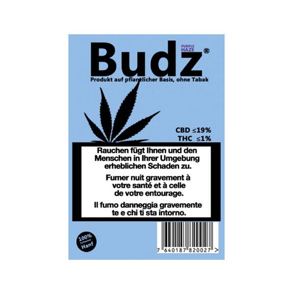 Budz Hanf - Purple Haze