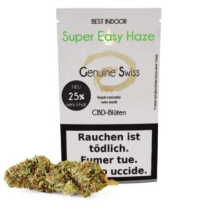 Genuine Swiss - Super Easy Haze