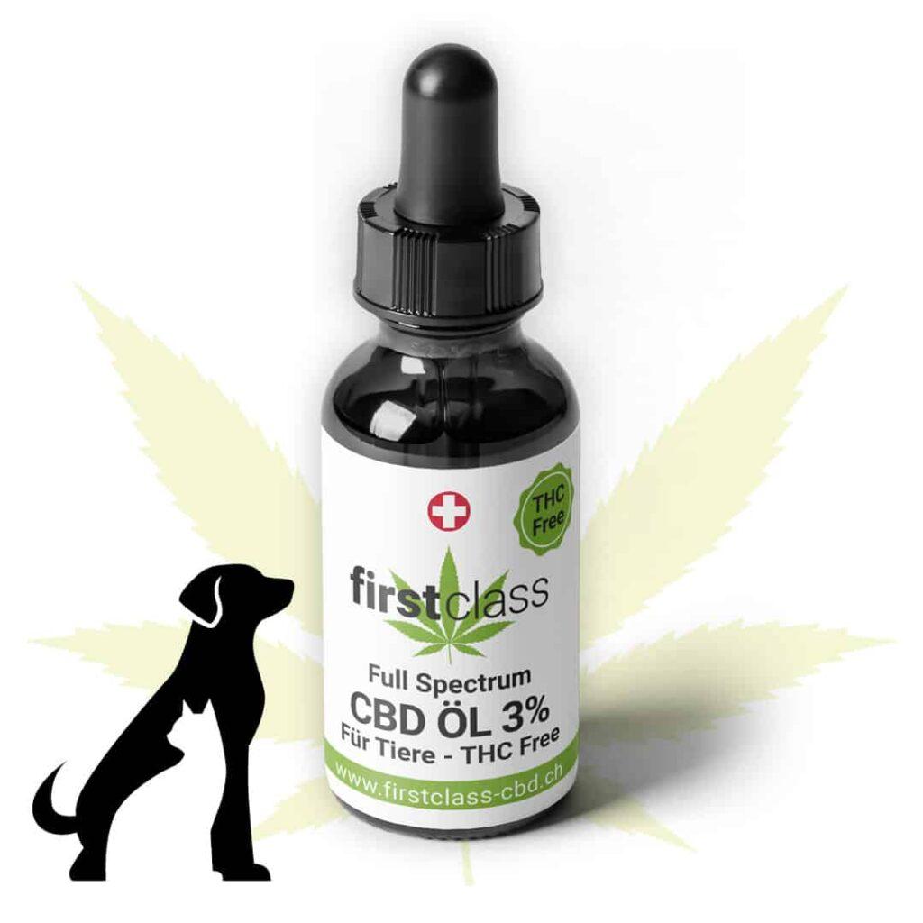 CBD Öl für Tiere