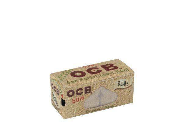 OCB Slim Organic Hemp Rolls