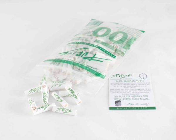 Purize Xtra - Slim Aktivkohlefilter
