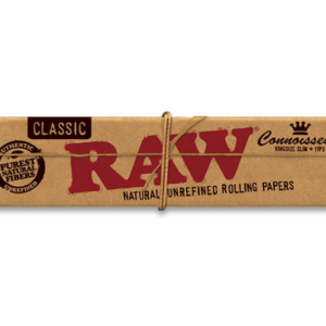 RAW Classic Cannaesseur King Size Slim + Tips