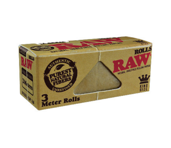 RAW Classic Roll King Size 3m
