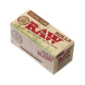 RAW Organic Hemp Roll King Size Slim 5m