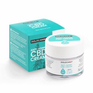CBD Cream - Dolocan Anti-Aging