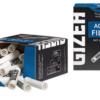 Gizeh Aktivkohlefilter 6mm